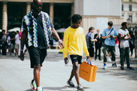 Relive Paris Fashion Week Men's Through This Streetstyle Video