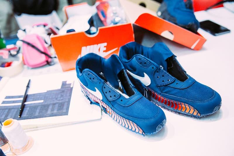 Paris Saint Germain x The Shoe Gallery x Nike Air Max 90