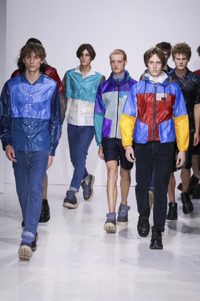 Patrik Ervell 2018 Spring Summer collection