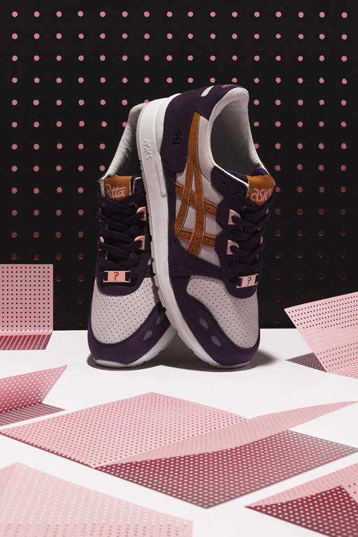 Patta ASICS GEL Lyte Sneakers Shoes Footwear 2017 July Release Date Info