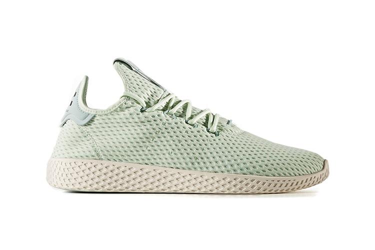 de145aa43 Pharrell Is Dropping Six New adidas Originals Tennis Hu Colorways Next Month