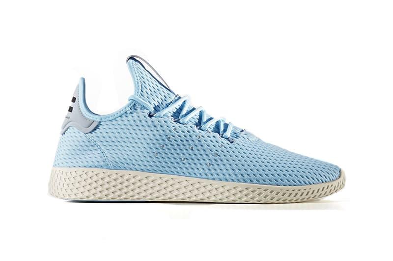 Pharrell x adidas Tennis Hu Pastel