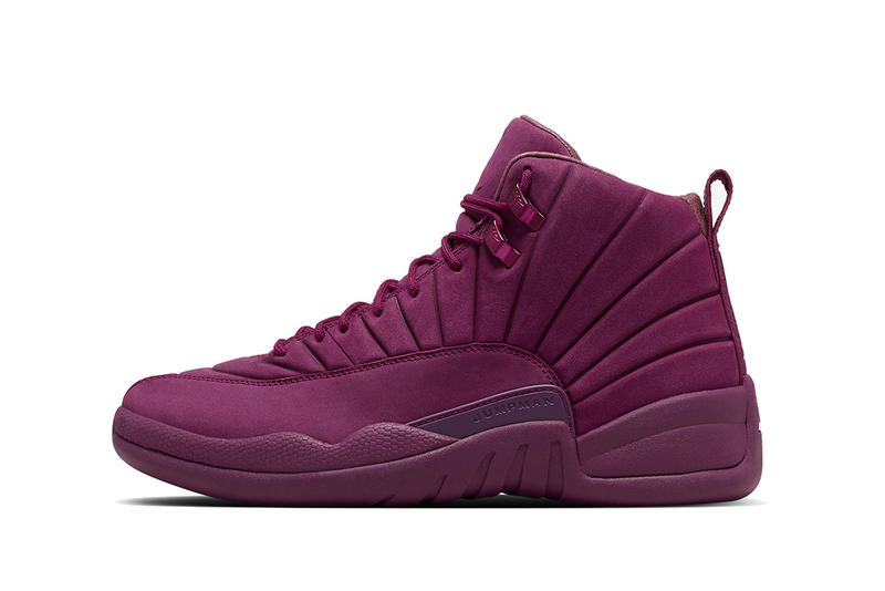 PSNY Air Jordan 12 Bordeaux Olive Restock Nike SNKRS