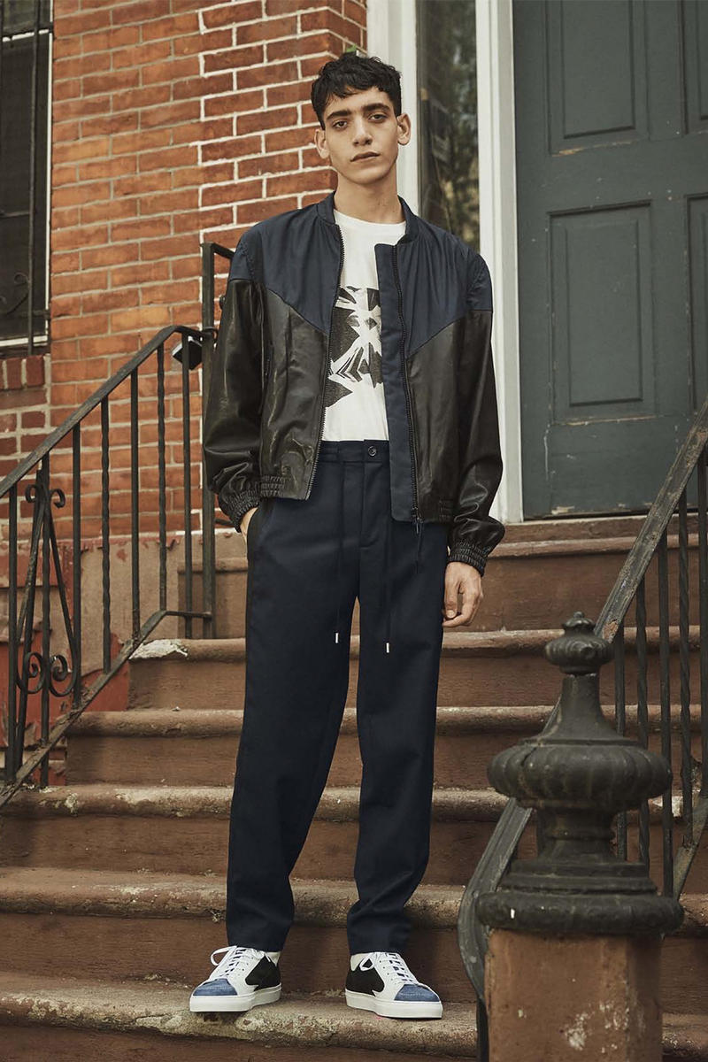 Public School 2018 Spring Summer Collection Lookbook PSNY New York City