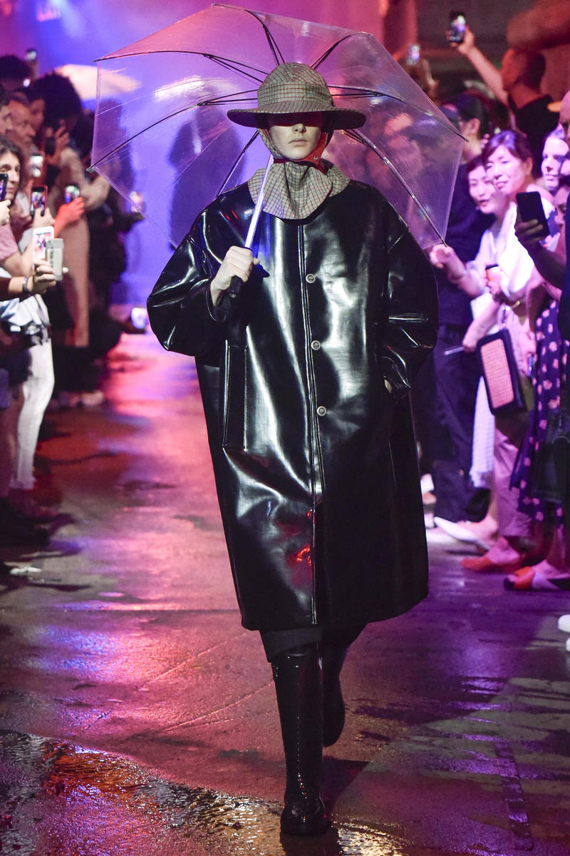 Raf Simons Chinatown Spring 2018 Menswear New York