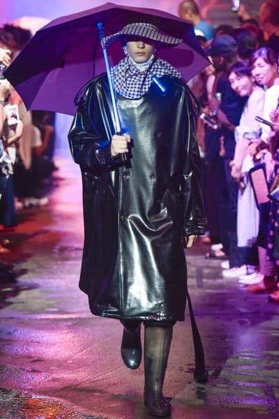 Raf Simons Chinatown Spring 2018 Menswear New York