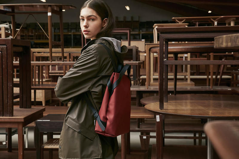 RAINS 2017 Fall Winter Collection Lookbook jackets outerwear raincoats coats shells icons