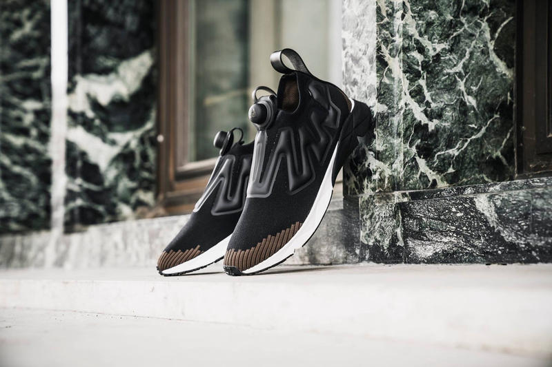ff07307b Reebok Pump Supreme Ultraknit Black Colorway Sneakers Shoes Footwear  Solebox 2017 July Release Date Info