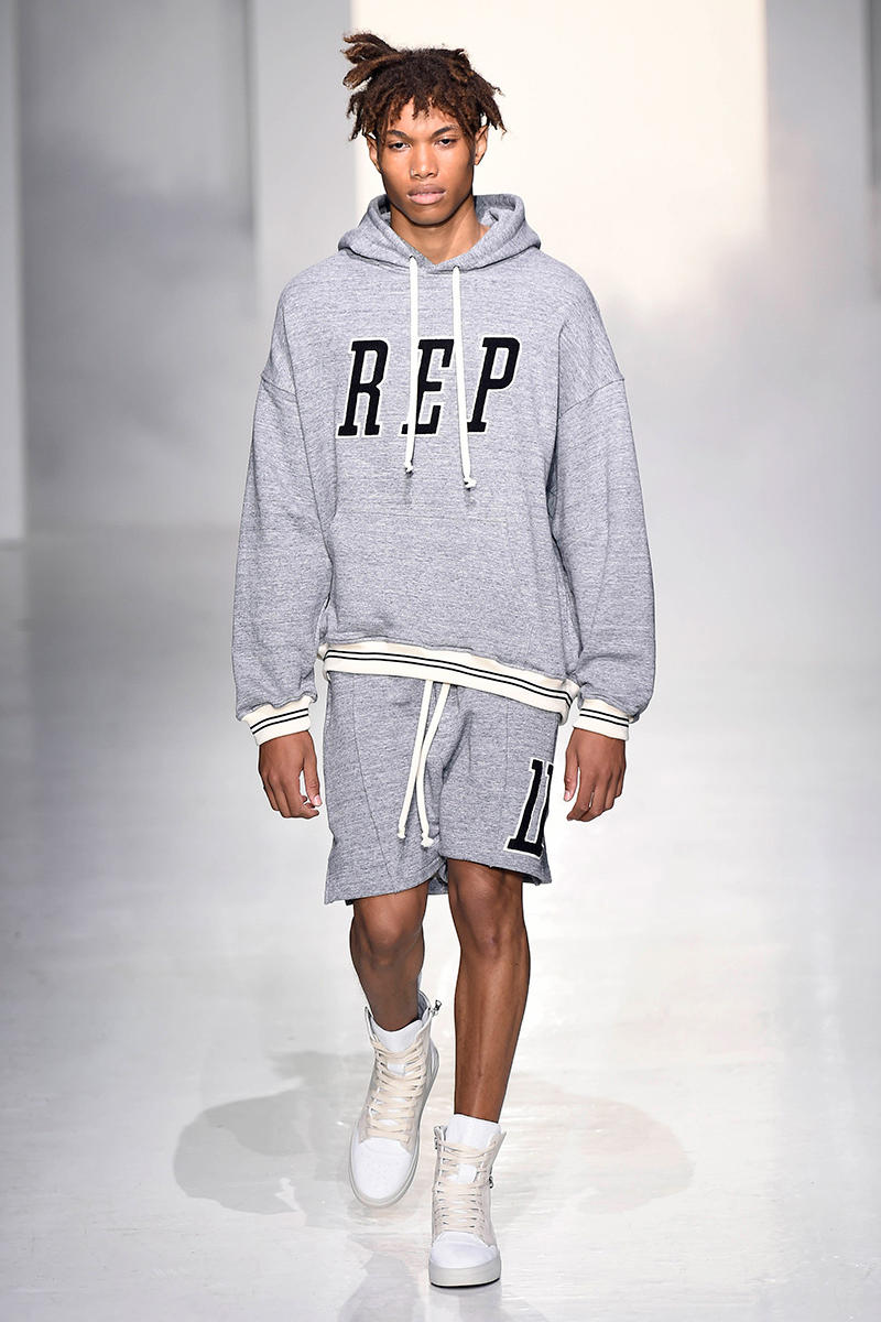 Represent 2018 Spring/Summer Collection