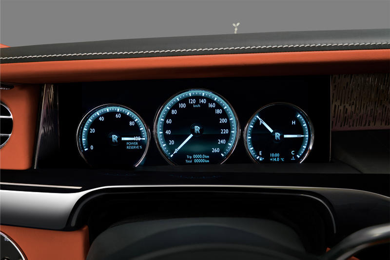 Rolls Royce Phantom VIII V12 Twin Turbocharged Unveiled Debut