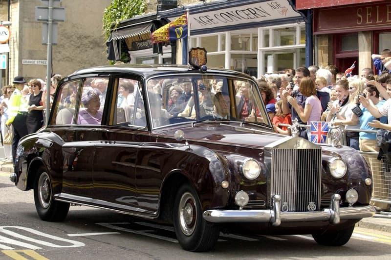 Rolls-Royce Phantom IV The Great Eight Phantoms Exhibition