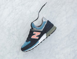 UPDATE: The Ronnie Fieg x Dover Street Market x New Balance 574S Collection Will Actually Drop This Week
