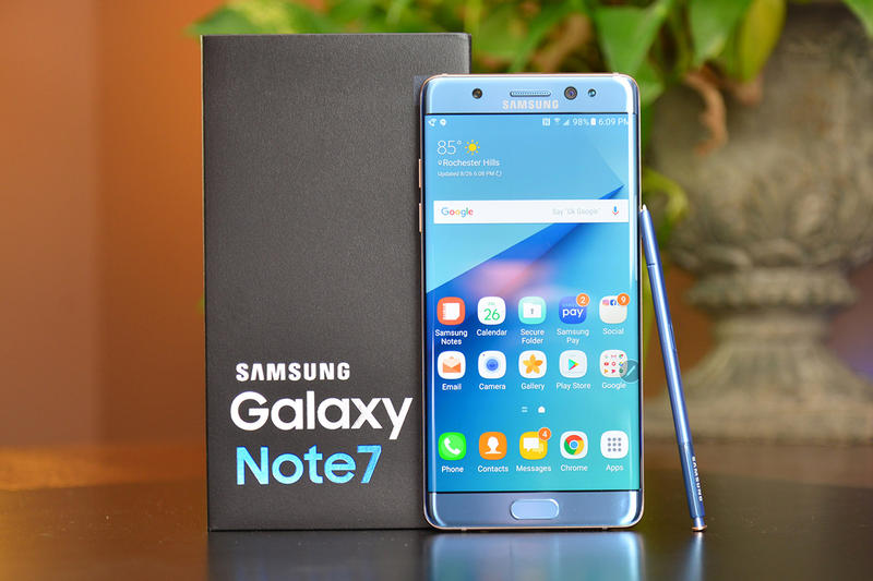 Samsung Galaxy Note 7 Fan Edition Release Date