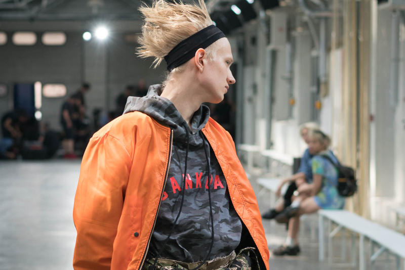 Sankuanz Up and Coming Chinese Streetwear Interview Shanquan Zhe