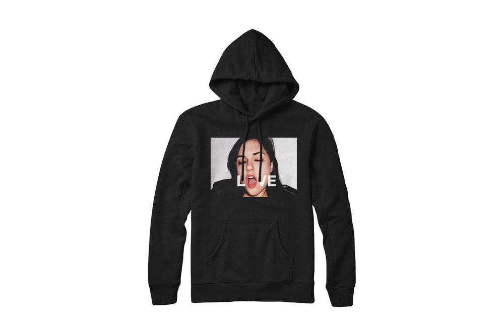 Sasha Grey LOVE Official Capsule Collection Planned Parenthood porn star