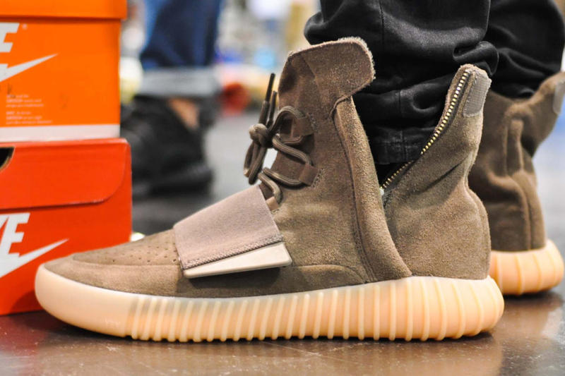 OnFeet Looks Sneaker Con Los Angeles 2017 Nike Air Jordan 4 KAWS adidas Yeezy Kanye West