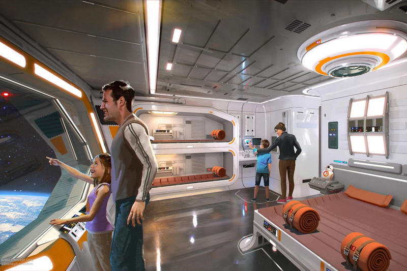 Disney Announces Star Wars Hotel