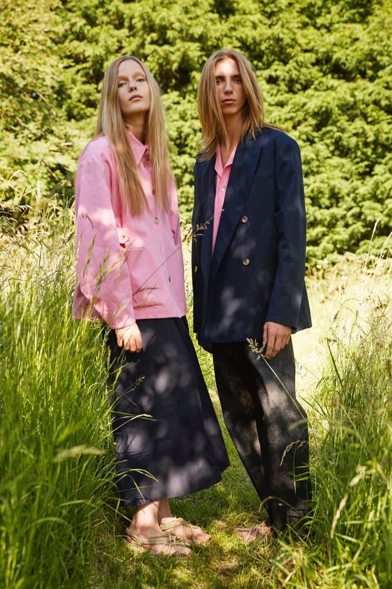 Studio Nicholson 2018 Spring/Summer Collection