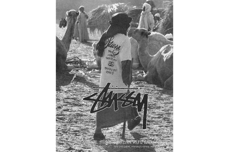 Stussy 2017 Fall Campaign Archive Archival Ads Advertisements