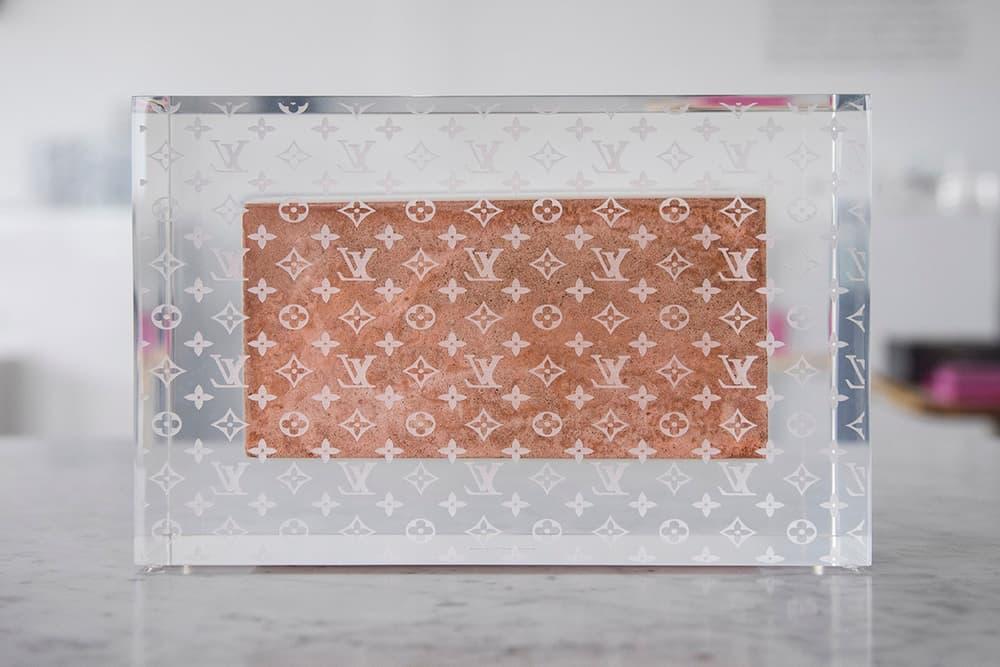 Supreme Louis Vuitton Brick