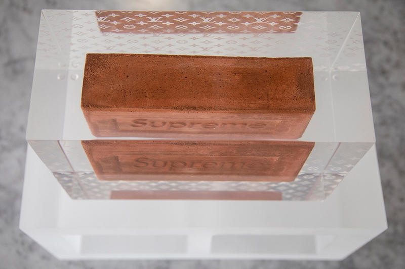 Supreme Louis Vuitton Brick