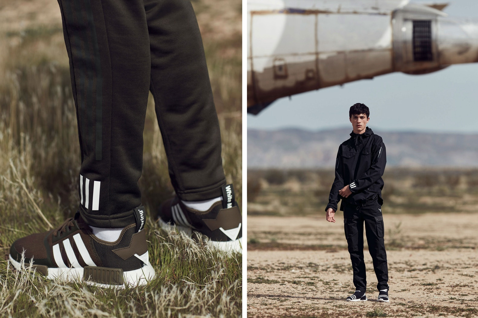 Supreme Louis Vuitton adidas Originals White Mountaineering