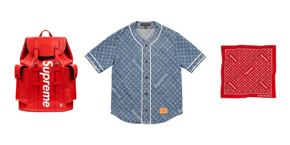 Supreme X Louis Vuitton Key Investment Items Hypebeast