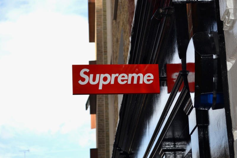 Supreme France Store Front