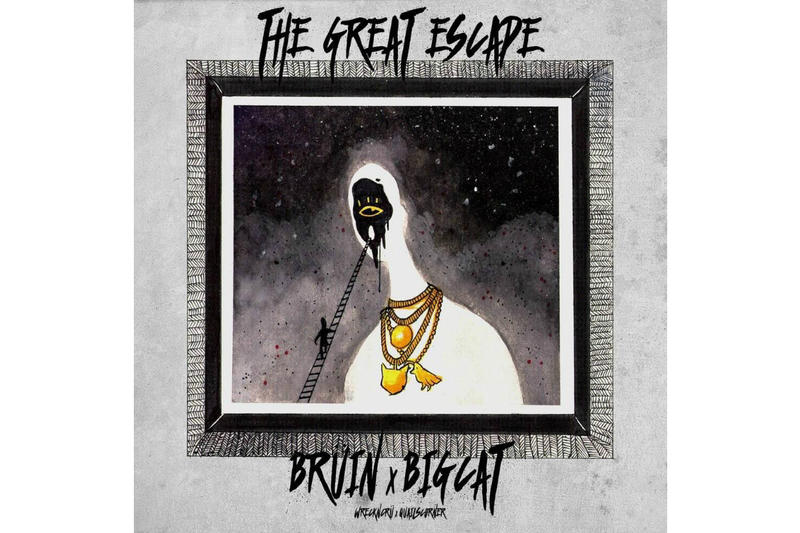 T-Bruin Big Cat The Great Escape EP Download Stream Atlanta