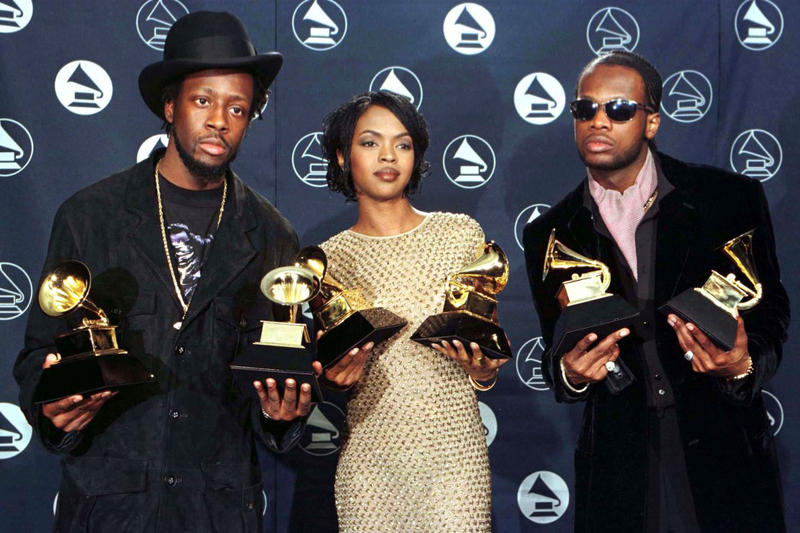 The Fugees Grammys