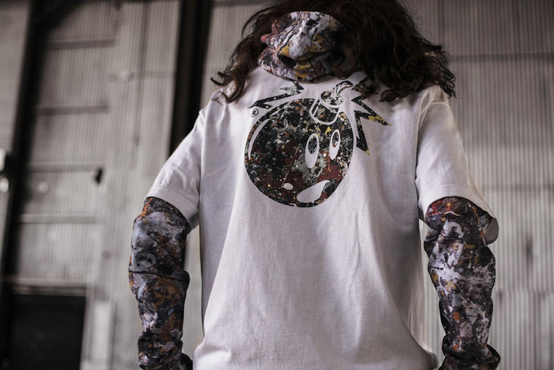 Jackson Pollock x The Hundreds