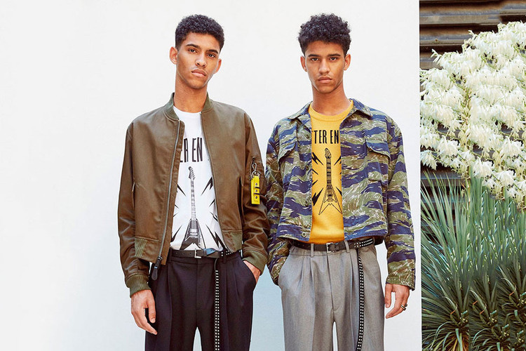 2f813ed069f The Kooples Take Inspiration From Jim Jarmusch for Its 2018 Spring/Summer  Collection