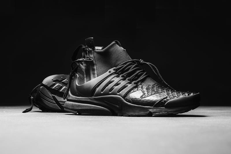 f9c1ef23ad21 The Shoe Surgeon Nike x ACRONYM Presto Lux Mid