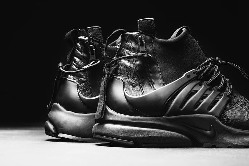 The Shoe Surgeon Nike x ACRONYM Presto Lux Mid