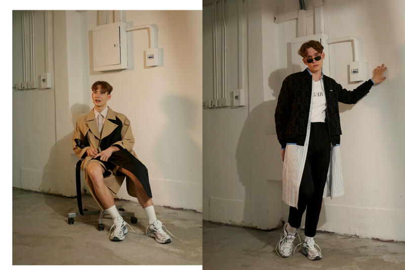 The World Is Your Oyster 2018 Spring Summer Collection Lookbook