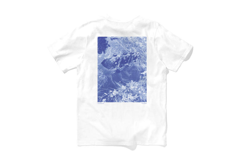 Tim Barber Saturdays NYC 2017 Summer T Shirt Collaboration July White Blue Long Short Sleeve
