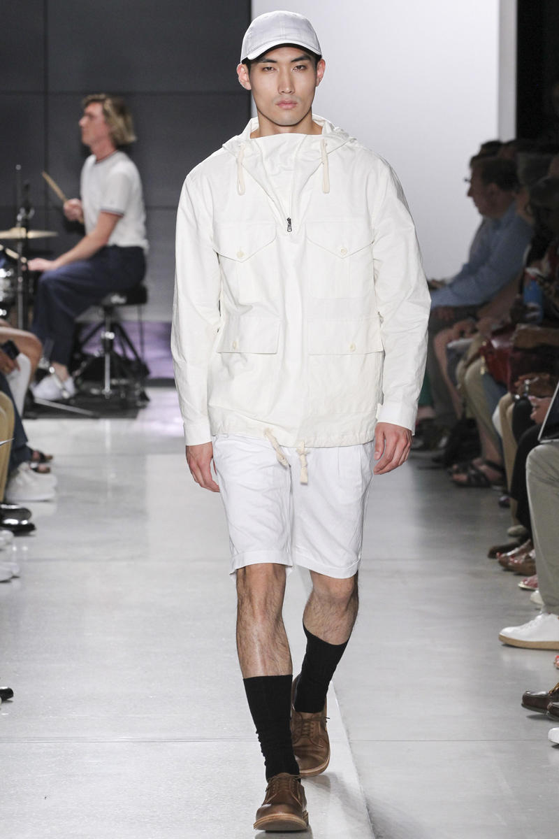 Todd Snyder 2018 Spring Summer Collection Runway Show