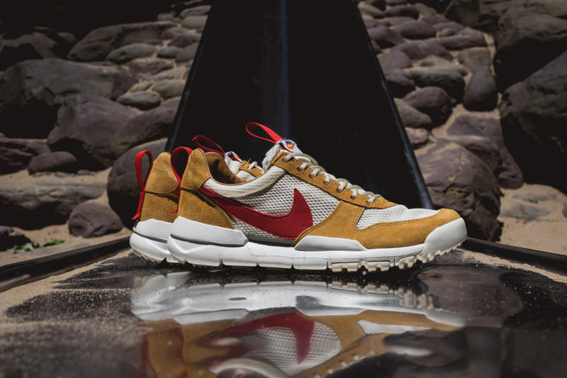 Tom Sachs' NikeCraft Mars Yard 2.0 Restocks END. Clothing NikeCraft Soon Space Camp