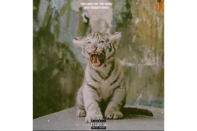 Tory Lanez Trey Songz Wild Thoughts Remix DJ Khaled Rihanna Bryson Tiller