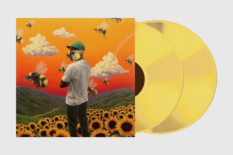Tyler, The Creator 'Flower Boy' Vinyl