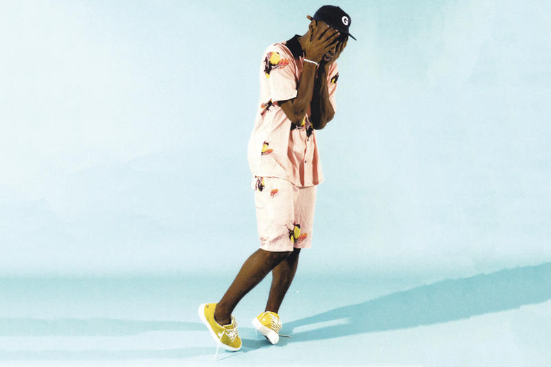 Tyler, The Creator Golf Shop Panorama Fest 2017 Flower Boy Album Merchandise Apparel Accessories Clothing Converse One Star Footwear