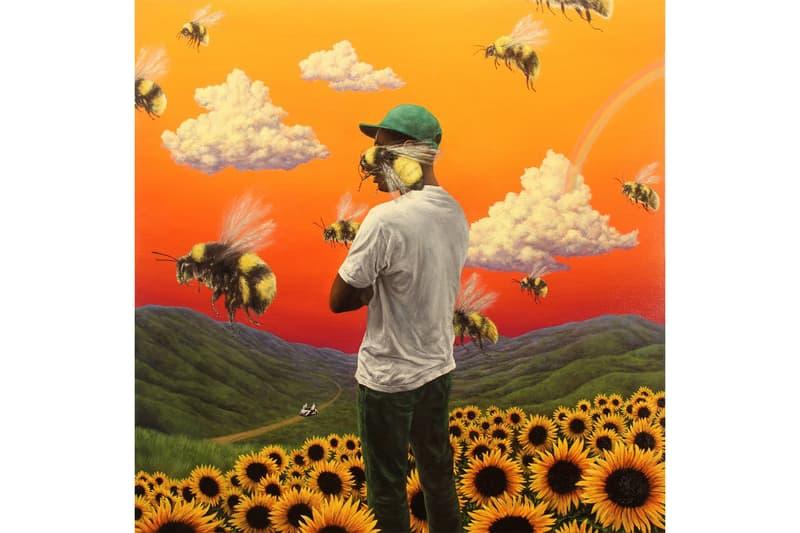 Tyler the Creator Scum Fuck Flower Boy Album Release Date Tracklist