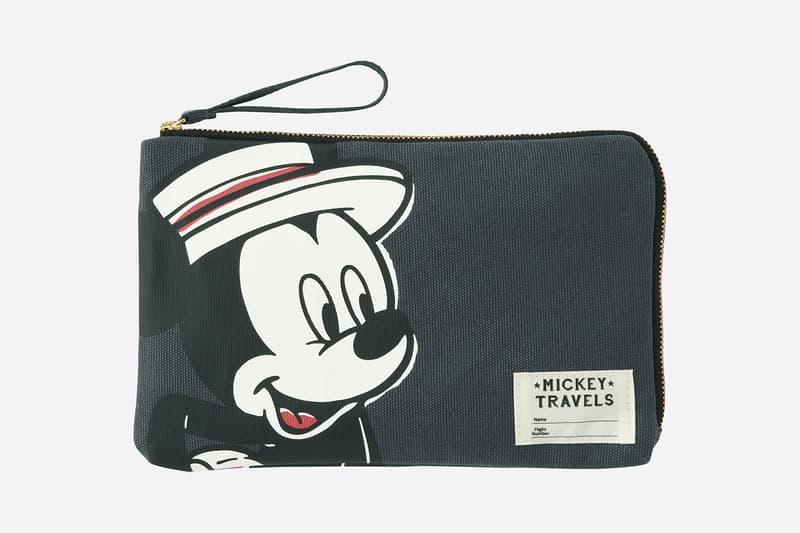 Disney Uniqlo 2017 Collection Mickey Mouse Crewnecks
