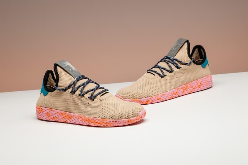 mayor también Necesario  adidas Pharrell Tennis Hu Unreleased Colorways | HYPEBEAST