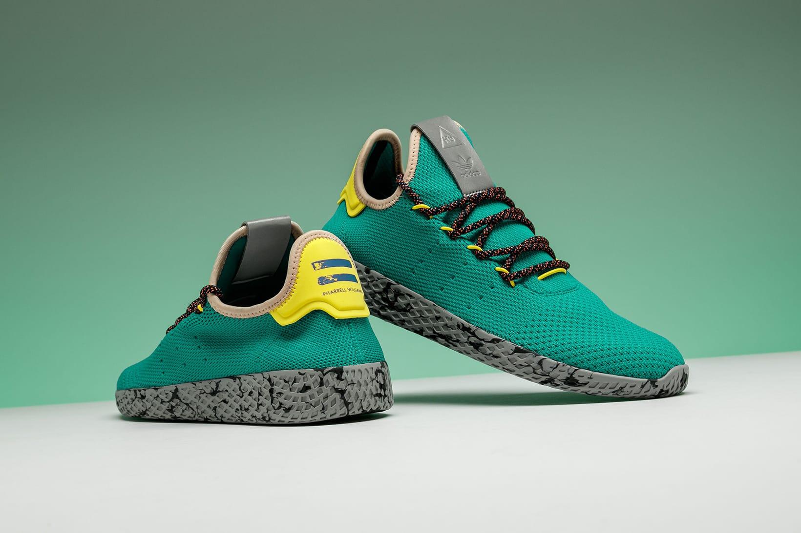 adidas Pharrell Tennis Hu Unreleased