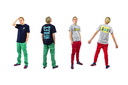 VFILES & Billionaire Boys Club Reveal a Colorfully Fun Graphic T-Shirt Collaboration