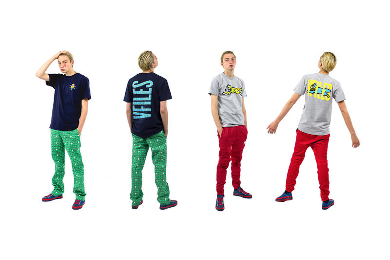 VFILES Billionaire Boys Club T Shirts ICECREAM 2017 Summer July