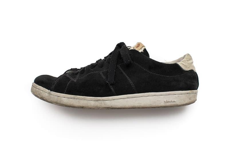 visvim Foley Folk Replaceable Outsole Sneaker Hiroki Nakamura