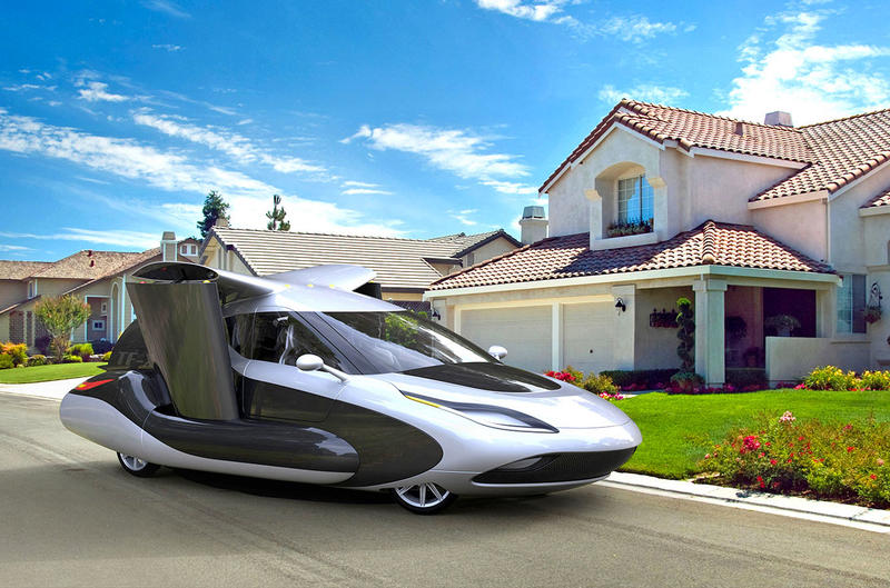 Cars That Start With W >> Volvo Acquires Flying Car Start Up Terrafugia Hypebeast
