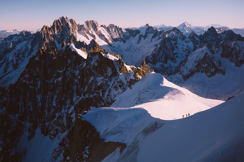 VSCO x Oakley Prizm Snow Lens mountain
